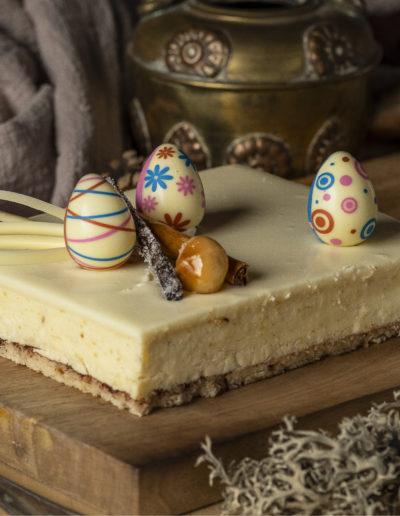 Surtido de huevos de pascua de chocolate