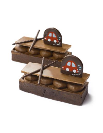 Personalizado de chocolate para el Día del Padre